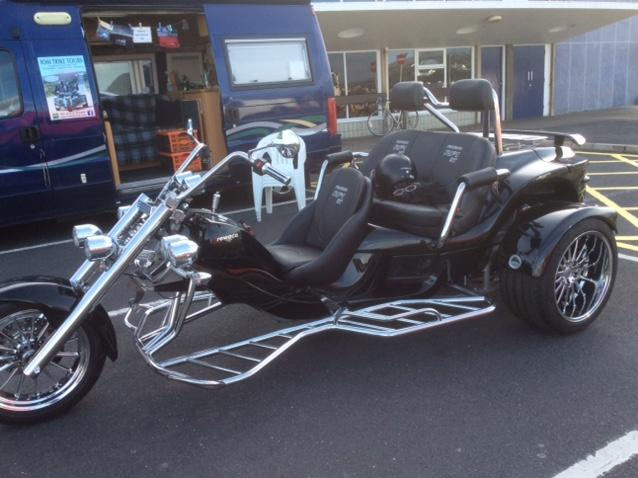 New Trike Iom Trike Tours